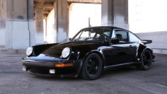 Vintage Porsche 911 Turbo
