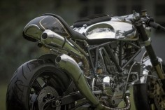 Vintage Speed - BCR Ducati 900ss Cafe Racer ~ Return of the Cafe Racers