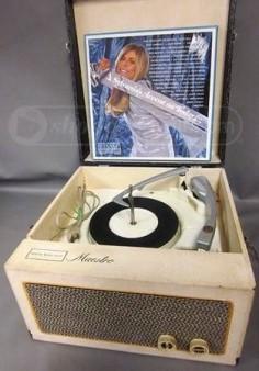 Vintage Webcor Maestro Record Player