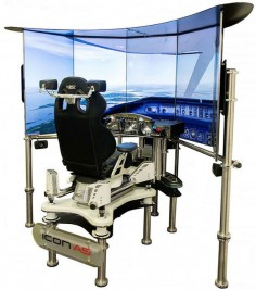 VRX Flight Simulator