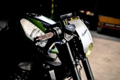 VTR Rad Roadster - Goodwood BMW R1200R via