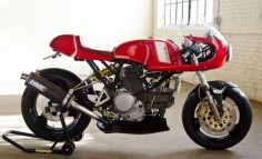 Walt Siegel Ducati Leggero Toronto - Right Side
