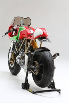 Walt Siegl's Ducati Leggero