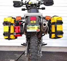 Want Want Want !!!Wolfman Motorcycle Luggage