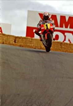 Wayne Rainey, Marlboro Roberts-Yamaha YZR500, 1991 US 500cc Grand Prix, Laguna Seca