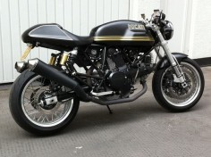 We'd all love to drop into Deus, Roland Sands, SOS or Untitled and have them build us a stunning, one-off,  »