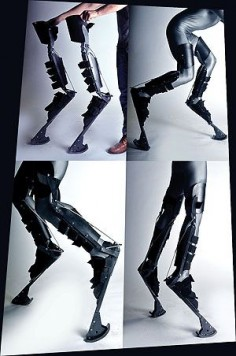 Welcome to Digilegs, the Original Reverse Leg Stilts