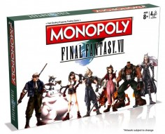 We've hit peak Square: Final Fantasy VII Monopoly announced: Square's marketing machine knows no bounds. If it's Final Fantasy related…