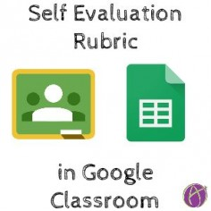 When assigning students projects that have a rubric, I recommend having students self-evaluate against the rubric. This helps students to make sure they have addressed the project requirements and …