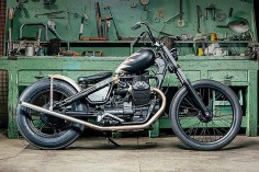 "When Sky Uno, the Italian TV Channel, was looking for the 10 best custom bike workshops in the country for their TV show ""Lord of the Bikes"", it came as no surprise that our friends at Anvil Motoci…"