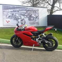 Wheres our Panigale demonstrator been recently? #ducati #panigale #demonstrator #smcbikes