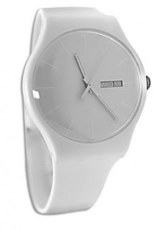 White Men's Swatch