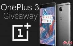 Win the OnePlus 3 With Android Headlines – International Giveaway