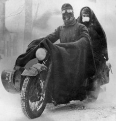 Winter riders