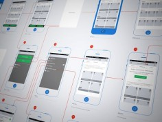 Wireframes by Cuberto