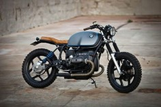 Wow! BMW R80 RT Street Tracker by Diogo Oliveria of Classic Way Garage #motorcycles #streettracker #motos |