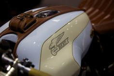 Wow, this is gorgeous. OMT Garage Ducati Cafe Racer