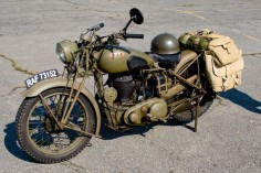 WW II BSA AWESOME!!!