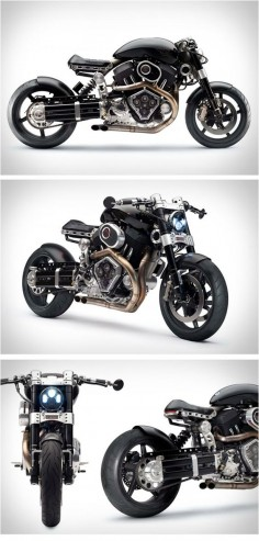 X132 HELLCAT | BY CONFEDERATE MOTORCYCLES (  )