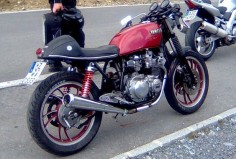 xj550 cafe racer - Google Search