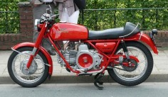 XXX Moto Guzzi Falcone red l | Flickr - Photo Sharing!