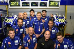 Yamaha and Valentino Rossi Set to Continue with Two-Year Contract Extension -