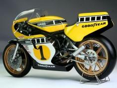 Yamaha GP500 two stroke goodness