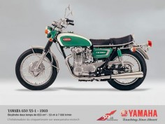 Yamaha introduced their 650 in 1968 as the 1969 XS1. Even though it was widely regarded to be an improved copy of the British 650s, it was not. Across the board, the Japanese motorcycle industry w…