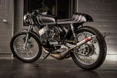 Yamaha RD350 by Twinline Motorcycles