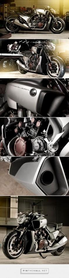 Yamaha V-Max Hyper Modified