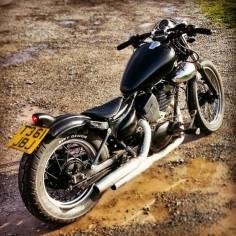 Yamaha virago bobber