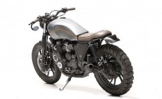 Yamaha XJ750 Scrambler by Dream Wheels Heritage in Porto