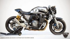 Yamaha XJR1300 Cafe Racer by The Sports Custom #motorcycles #caferacer #motos |