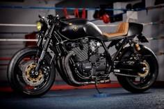 Yamaha XJR1300 Stealth ~ Cafe Racer