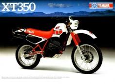Yamaha XT350 (1985)