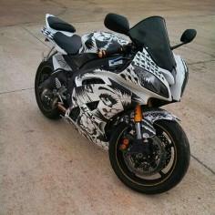 #Yamaha #Yzf #R6 #Supersport #Motorcycle #Superbike #Sportbike #Spor #Motosiklet