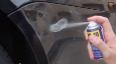 You can thank a Russian guy for showing us how to remove scratches on cars in this amazing video clip, using the WD-40 spray. And we are definitely trying it! We pretty sure you have at least one WD-40 spray forgotten somewhere in your garage or basement, or some of your relatives or neighbors must …