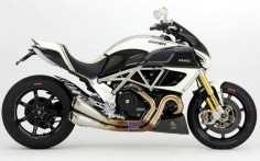 You will ❤ MACHINE Shop Café... (Moto Corse DUCATI Diavel DVC)