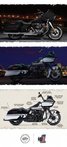 You're in for one hell of a ride. | 2016 Harley-Davidson Road Glide Special