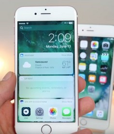 10 Hidden Features Apple Didn't Share About iOS 10 6/15/16 A cleaner and bigger notification center on your home screen is here.