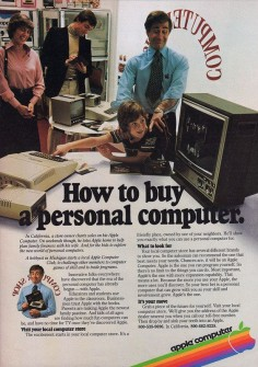 1979 APPLE II COMPUTER Original Vintage Advertisement by phorgotten on Etsy