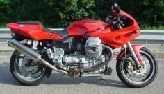 1994 Moto Guzzi 1100 Sport #motorcycles
