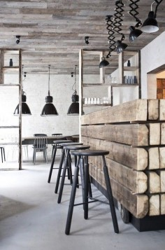 2013 Restaurant & Bar Design Award Winners,Best Restaurant: Höst (Denmark) / Norm Architects. Image