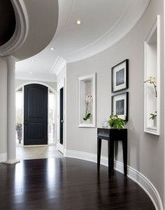 "2016 Paint Color Ideas for your Home""Benjamin Moore 2111-60 Barren Plain""  Jane Lockhart Interior Design."