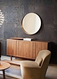 31 Ways To Make Your Wood Paneling Modern | Domino