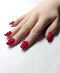 3D printed nails