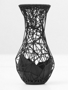 3D Printed Vase | Household 3D Printed Items We Are in Love With | All3DP #3DPrinted #home #vase
