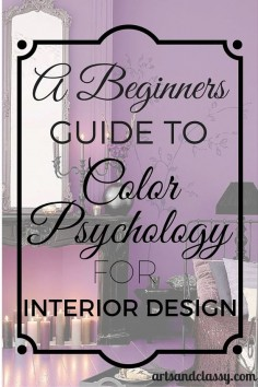 A Beginners Guide to Color Psychology for Interior Design via
