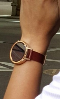 A new and more stylish-looking Moto 360 smartwatch is coming