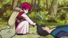 Akatsuki no Yona. yoga and hak